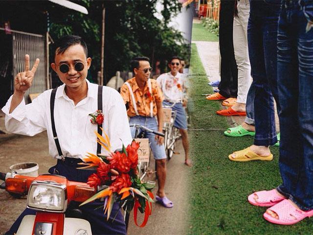 Đầu tư đám cưới phong cách cổ điển, cặp đôi bị dân mạng ném đá vì một lý do