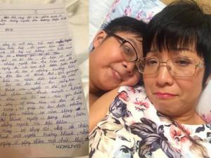 Bài văn của con trai Thảo Vân – Công Lý khiến bố mẹ xúc động, người hâm mộ ngỡ ngàng