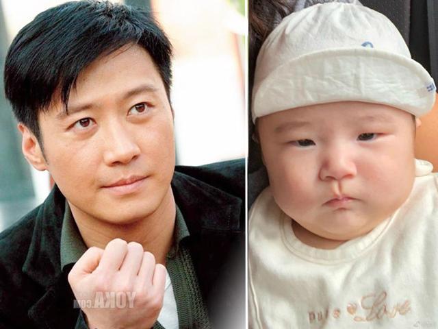 Lê Minh lần đầu khoe con gái 4 tháng tuổi, fan tò mò diện mạo ông bố lúc nhỏ