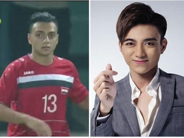 Soobin Hoàng Sơn, Ngô Kiến Huy bị săn lùng vì quá giống cầu thủ Syria