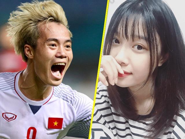 Ít ai biết về bạn gái 3 năm của Văn Toàn: Mắt to tròn, mặt xinh xắn như hotgirl!