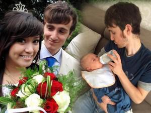Chuyện tình vợ Việt chồng Tây hẹn ước từ ngày đóng bỉm, khó có con càng được chồng yêu