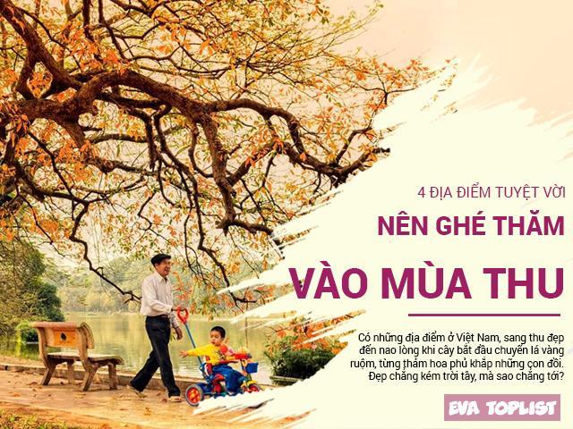 Du lịch 02/9, rủ nhau trải nghiệm những địa điểm đẹp rực rỡ này ở chính Việt Nam