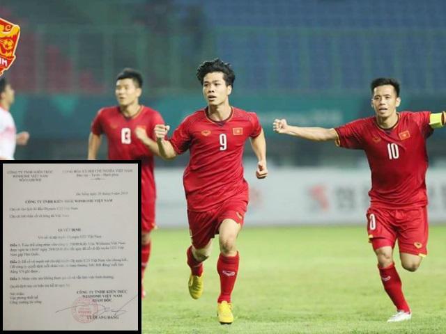Hàng loạt công ty cho nghỉ làm cổ vũ U23 VN, mỗi bàn thắng sếp thưởng tiền tươi 500.000/nhân viên