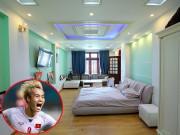 """Hóa ra ở nhà, Văn Toàn """"tóc bạch kim"""" còn có hẳn phòng riêng vừa rộng vừa đẹp lung linh"""