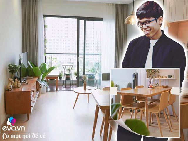 Chỉ rộng 70m², căn hộ của anh chàng quản lý Chi Pu được khen hết lời vì quá tinh tế