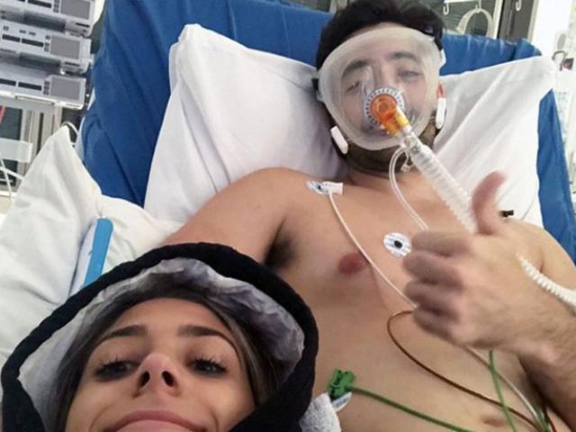 Chàng trai cầu hôn bạn gái trên giường bệnh rồi qua đời chỉ 5 ngày sau đó