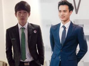 """Suốt ngày """"quần đùi áo số"""" nhưng khi diện vest các cầu thủ U23 Việt Nam đều hoá nam thần"""