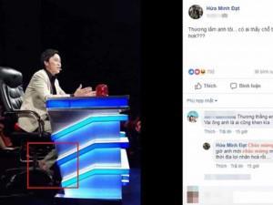 """Sao Việt 24h: Hoài Linh mặc vest oai vệ nhưng hình ảnh """"chụp lén"""" làm đàn em thấy thương"""