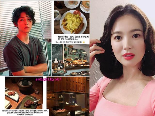 Ngôi sao 24/7: Khổ thân Song Joong Ki: Lủi thủi ăn một mình khi vợ vui vẻ đi chơi
