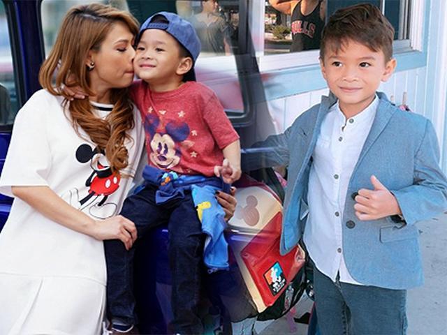 Sau hơn 1 năm sống tại Mỹ, con trai nuôi của Thanh Thảo quên mất tên tiếng Việt