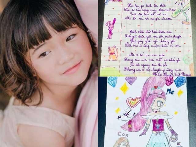 Sao Việt 24h: Danh hài Thúy Nga xúc động nghẹn ngào với món quà của con gái 7 tuổi