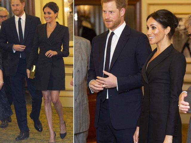 Mặc 1 chiếc váy nhưng Meghan Markle đã vi phạm đến 4 quy tắc ăn mặc của Hoàng Gia Anh