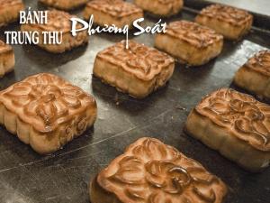 Hương vị bánh trung thu cổ xưa từ thời ông bà anh trong căn gác cheo leo phố Hàng Chiếu