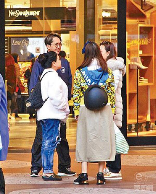 Đào Hoa Như Tài Tử Hong Kong, Có 3 Người Vợ Vẫn định Nạp