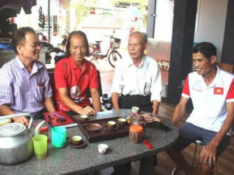 Bố cầu thủ Văn Thanh: Tôi tin Olympic Việt Nam sẽ giành chiến thắng