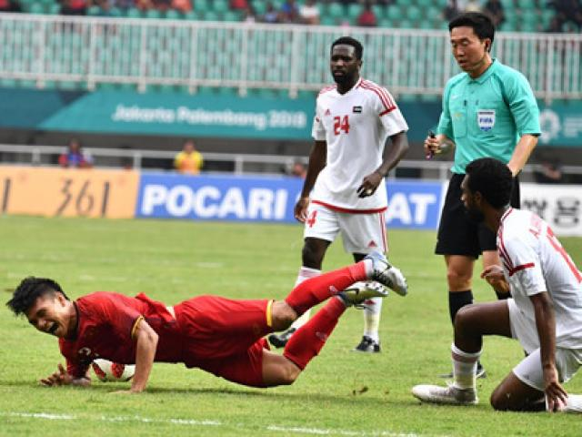 Trọng tài bị tố xử ép U23 Việt Nam: Báo Hàn Quốc phẫn nộ trọng tài quê nhà