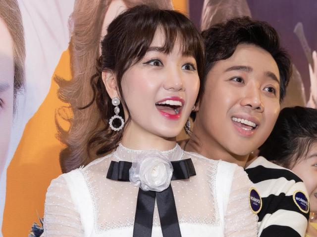 Clip: Hari Won bị cảm cúm, Trấn Thành khuyên: Người đầu tiên nên tránh xa đó chính là vợ mình