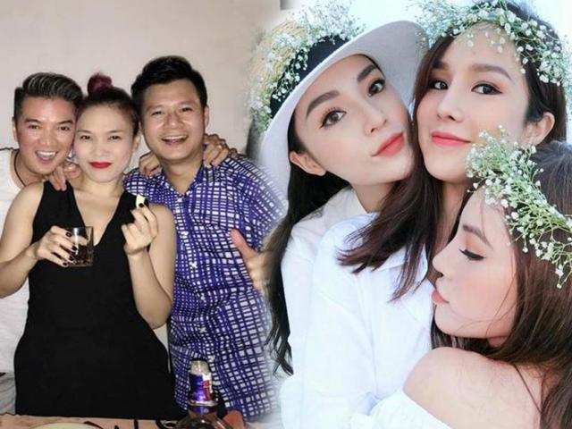 Hội bạn thân lâu năm của showbiz Việt: Nhóm toàn người giàu, nhóm giống hệt nhau!