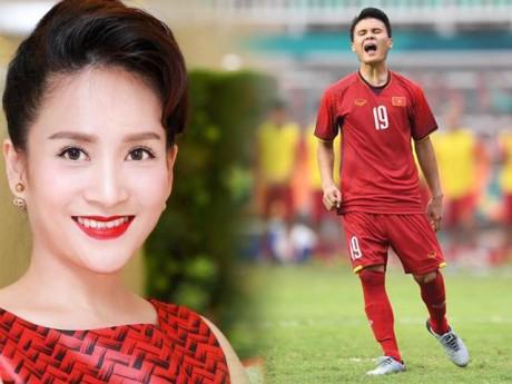 """Quang Hải bị fan quá khích chửi vì đá hỏng, Thành Trung bênh nhưng vợ Bình Minh mới """"cứng"""" nhất!"""
