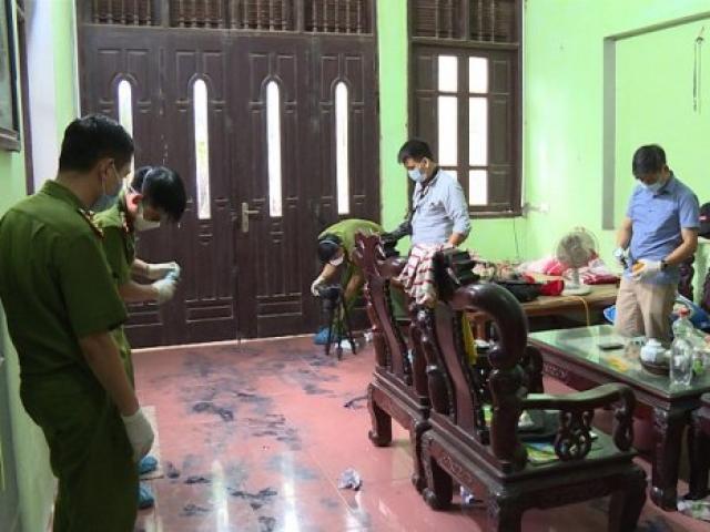 Tin tức 24h: Hé lộ nguyên nhân sát thủ đội mũ giết 2 vợ chồng ở Hưng Yên
