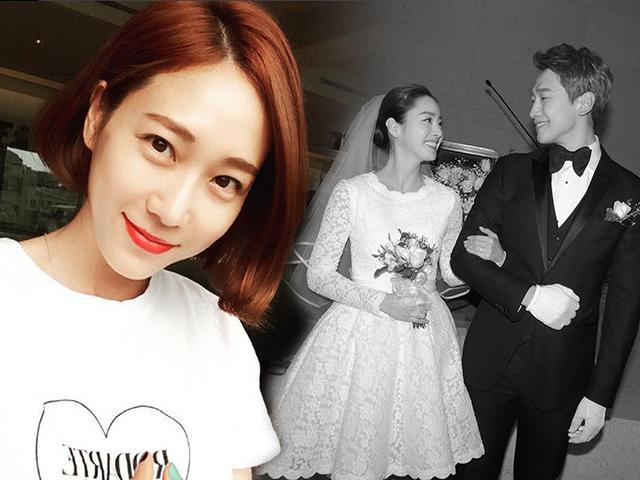 2 năm sau đám cưới của Kim Tae Hee và Bi Rain, cô gái này mới kết hôn