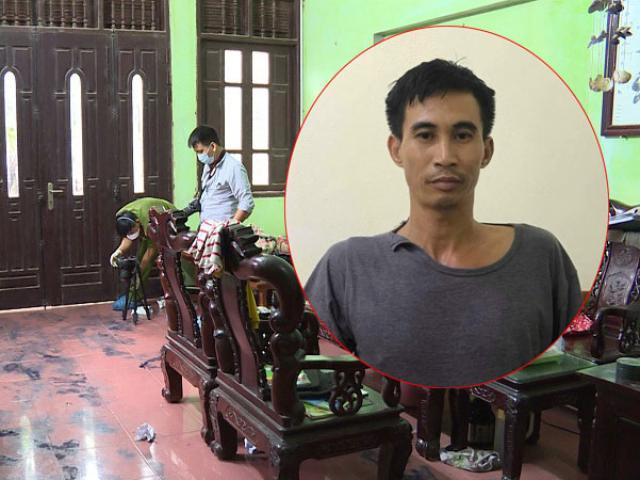 Sát thủ giết 2 vợ chồng ở Hưng Yên từng hại đời cô gái trẻ ở nhà nghỉ