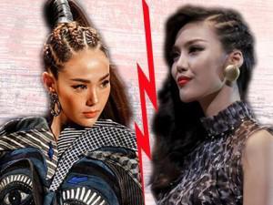 """""""Cuộc chiến"""" tóc tết: Liệu Minh Hằng hay Lan Khuê sẽ là mỹ nhân cá tính nhất?"""
