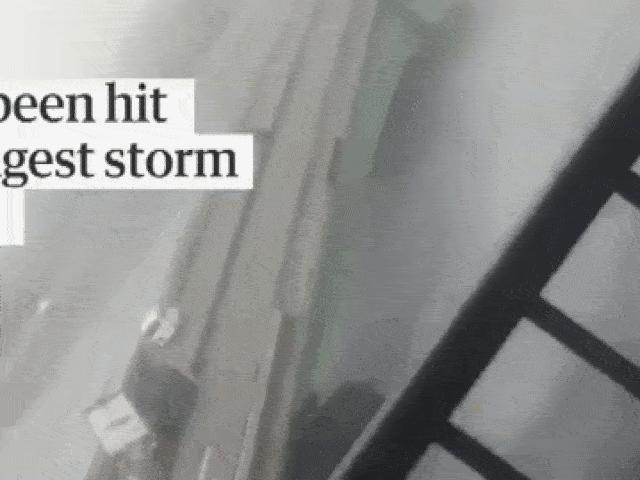Siêu bão Jebi: Những thước phim dữ dội như tận thế, nước Nhật chìm trong tang thương
