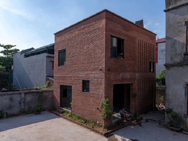 Nhìn xa tưởng lò gạch, căn nhà Quảng Ninh bất ngờ được báo Mỹ khen vì lý do không tưởng