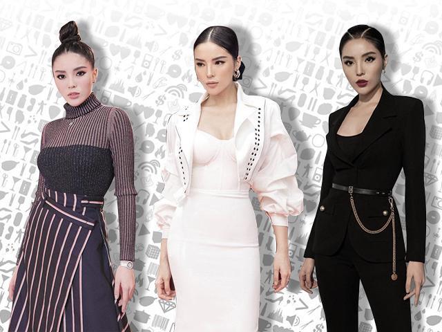 Hoa hậu Kỳ Duyên chi hàng tỷ đồng để mua trang phục ngồi ghế nóng Siêu mẫu Việt Nam