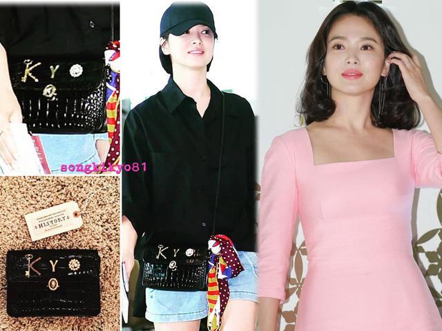 Nhìn tưởng giản dị, ai ngờ váy áo của Song Hye Kyo đều đặc biệt không ai ngờ
