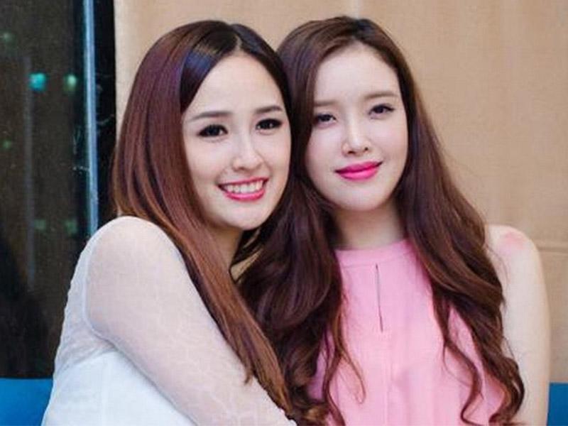 Ngọc Phượng - em gái Mai Phương Thuý