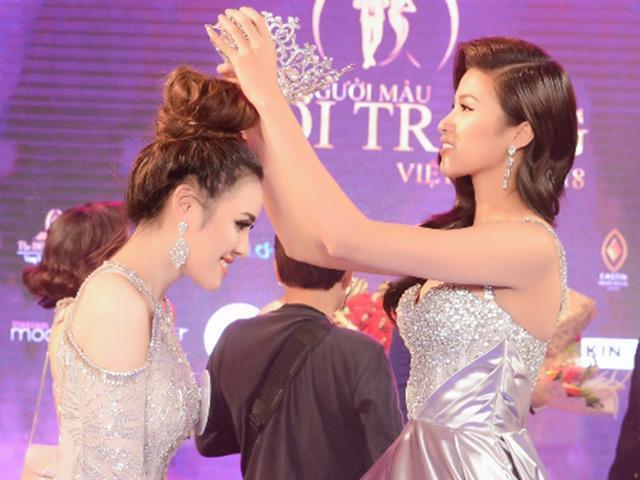 Thư Dung chính thức bị tước danh hiệu Á quân Người mẫu Thời trang VN 2018