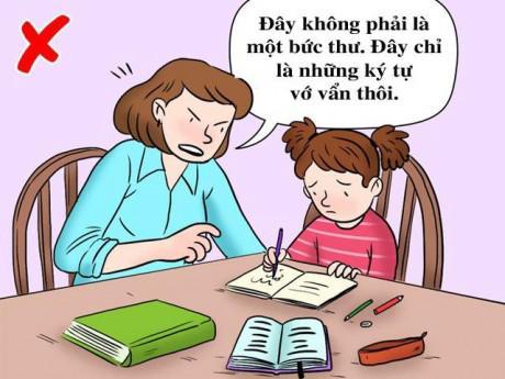 3 lí do bố mẹ không nên làm bài tập về nhà cùng con đầu năm học mới