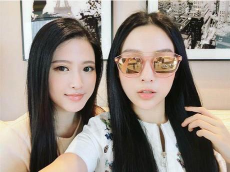 Điểm mặt những cặp Thuý Kiều - Thuý Vân xinh đẹp nổi tiếng trong Showbiz Việt