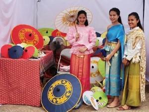 Lễ hội Thái Lan: Văn hóa, ẩm thức và võ thuật xứ chùa Vàng xuất hiện giữa lòng Hà Nội