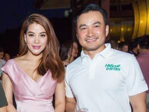 Trương Ngọc Ánh quý phái, vợ chồng Bình Minh tình tứ dự tiệc từ thiện của Chi Bảo