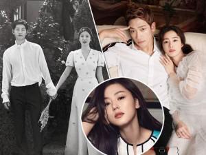 """Chọn chồng khéo như tam đại mỹ nhân xứ Hàn: Toàn """"cực phẩm nam nhân""""!"""