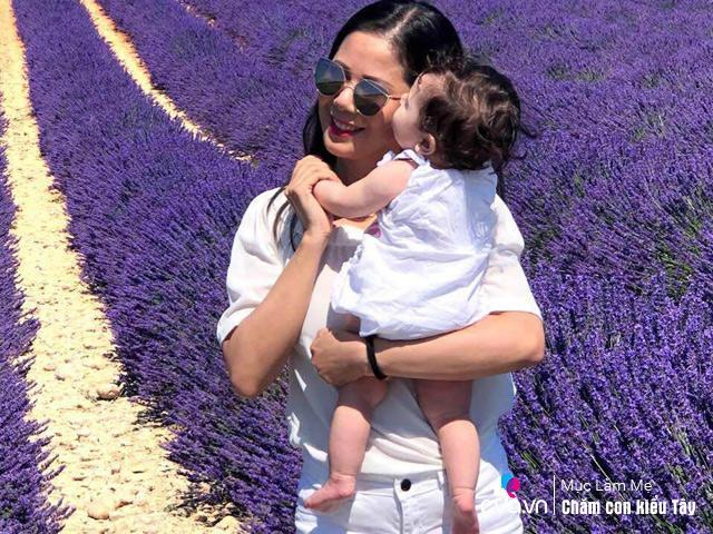 Mẹ Việt ngỡ ngàng vì những quan điểm chăm trẻ của người Pháp khác xa quê mình