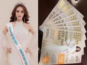 Người mẫu - Nữ hoàng Sắc đẹp châu Á Vi Nhạn Ngọc đẹp quyến rũ trên bìa tạp chí thời trang