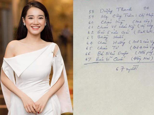Nhã Phương không tổ chức đám cưới ở quê nhà, hé lộ danh sách khách mời gần 100 người