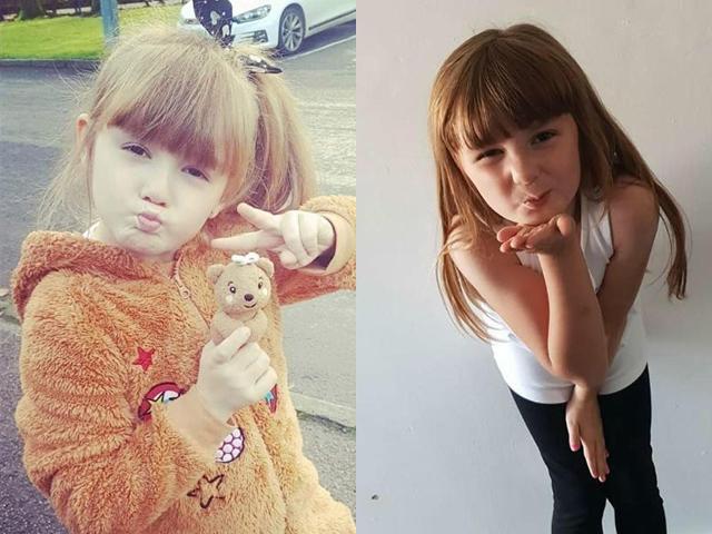 Thắt lòng câu nói cuối cùng của bé gái 7 tuổi trước khi qua đời trong vòng tay bố