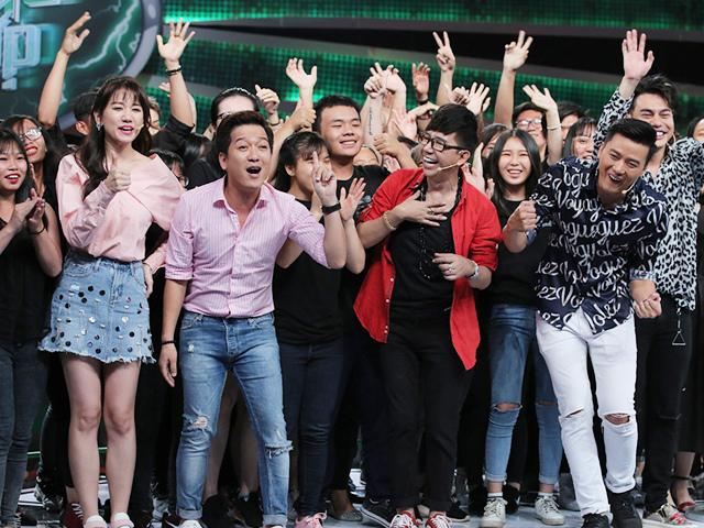 Trường Giang hét lạc giọng, cả trường quay vỡ òa khi đội Long Nhật bất ngờ thắng 80 triệu