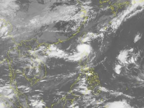 Bão chồng siêu bão có thể xuất hiện trên biển Đông trong vài ngày tới
