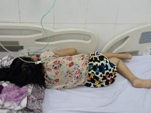 Bé 12 tuổi bị 6 bệnh hiểm nghèo trong đó có cả bệnh đái tháo đường hiếm gặp