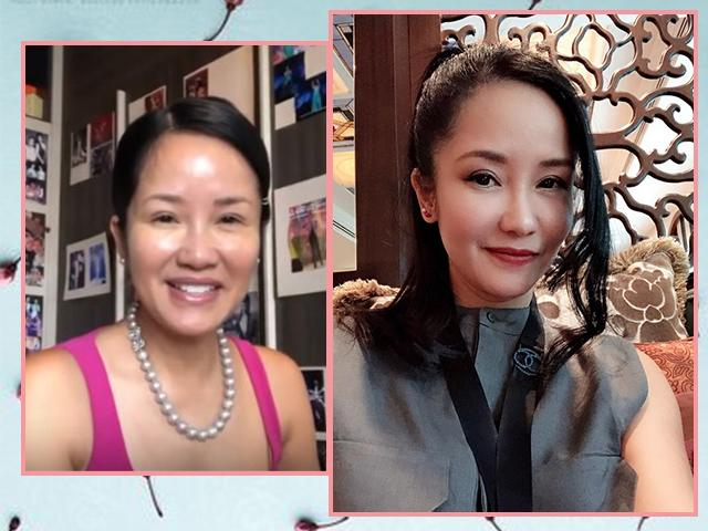 Suýt không nhận ra nhan sắc Hồng Nhung sau 8 tháng ly hôn chồng Tây