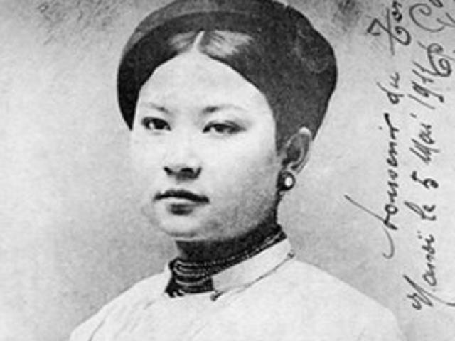 Cuộc đời lưu lạc, chết trong điên dạicủa cô Phượng hàng Ngang, mỹ nhân Hà thành xưa