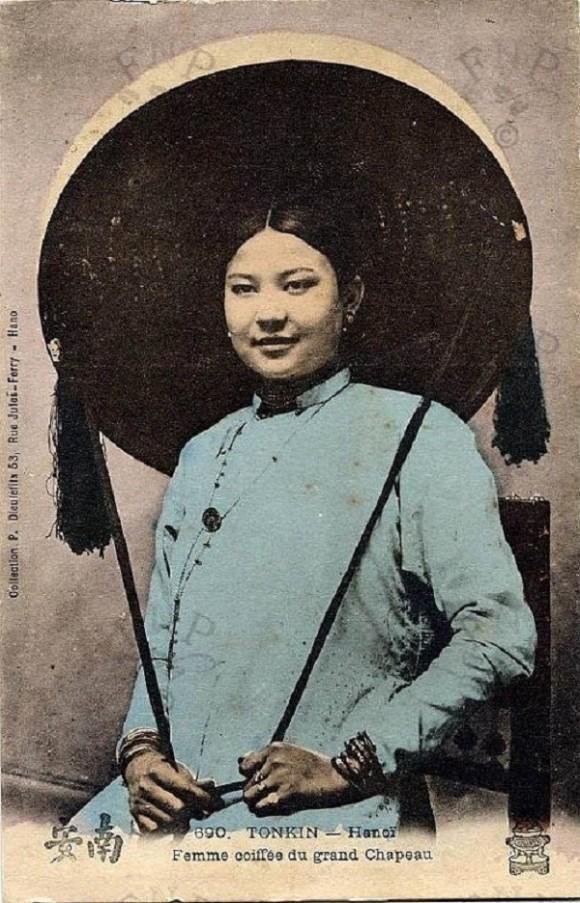 Chân dung cô Phượng Hàng Ngang.