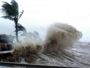 Tin mới bão số 5: Bão đổi hướng di chuyển, gây mưa cực lớn toàn Bắc bộ